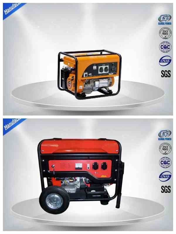 Home / Office Portable Generator Set Quiet Portable Generator