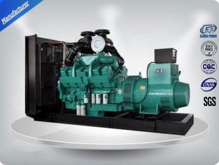 চীন 520KW Water - Cooling Diesel Canopy Generator Set 6 Cylinder For Industrial সরবরাহকারী