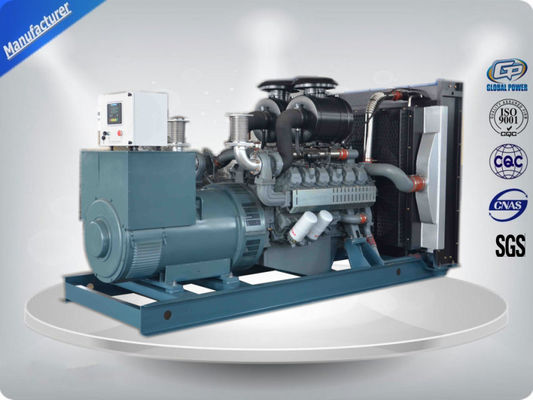 চীন 364kw  Open Three Phase Industrial Generator Set Silent With  Stamford Alternator সরবরাহকারী