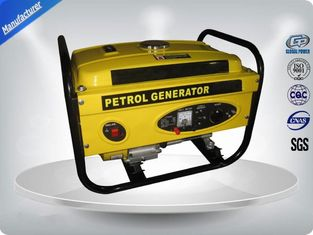 চীন Home Petrol 950/ 2500 Series Small Gas Generator Cold Rolled Steel Rated Output 5.5HP সরবরাহকারী