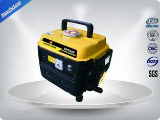 চীন 3.2Kva Energy Saving Single Phase Gasoline Generator Set With 14 Continous Working Hours সরবরাহকারী