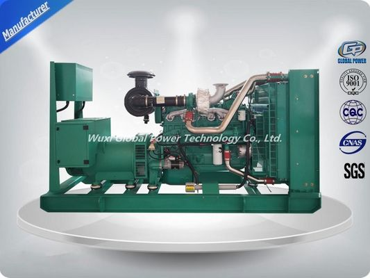 চীন Strong Power 500 KVA / 400 KW Cummins Industrial Generator Set with 50 HZ 3 Phases 4 Wires সরবরাহকারী