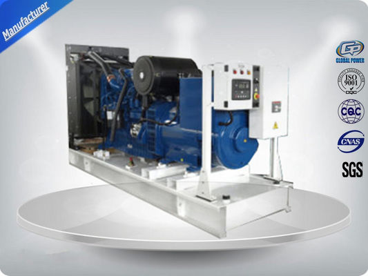 চীন 300 KVA 6 Cylinder water cooled diesel generator Set , Electric Start Generator সরবরাহকারী