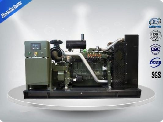 চীন Open Synchronous Natural Gas Powered Generators 6 Cylinders With Weichai Engine কারখানা