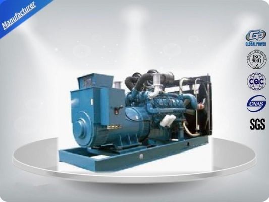 চীন Natural Gas Electric Generators , Stamford Alternator Natural Gas Generators কারখানা