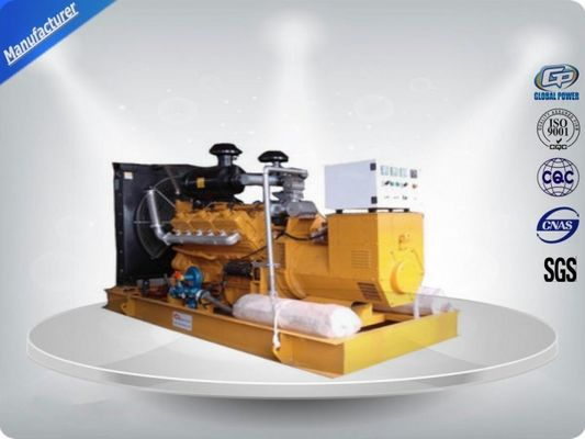 চীন Three Phase Natural Gas Generator Set Small Auto start H Insulation Grade কারখানা