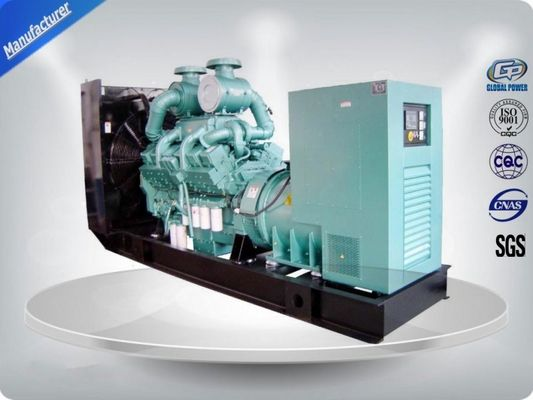 চীন High Efficiency 3 Phase Gas Generator Set Brushless Support All Power পরিবেশক