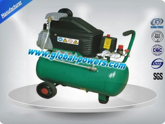 চীন 600W Mobile Piston Air Compressor Low Vibration With 2 Years Warranty কারখানা