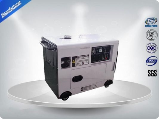 চীন Portable Gasoline Generator Set Slient Frame 5 kva Economic 950*560*750 পরিবেশক